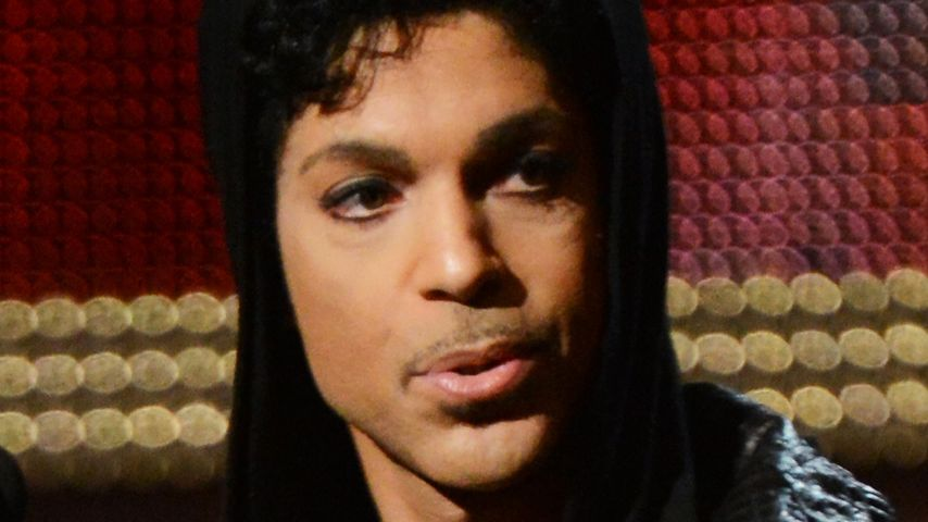 Prince bei den Grammy Awards 2013 in Los Angeles