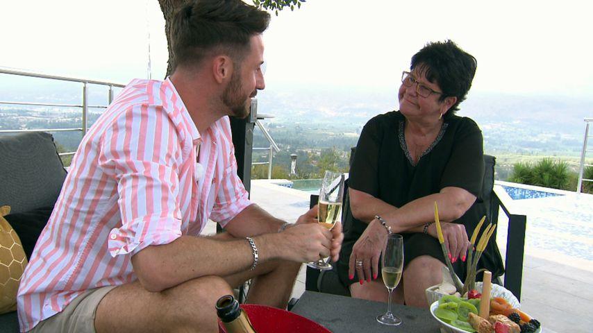 """""""Prince Charming""""-Junggeselle Alex mit seiner Mutter Heidi"""