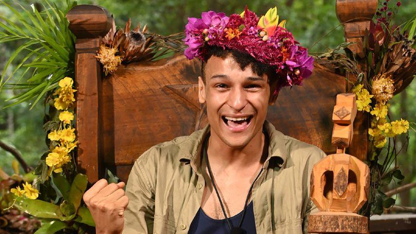 Prince Damien, Dschungel-König 2020