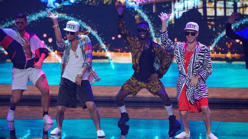 """Prince Damien und Luca Hänni im Finale von """"Dance Dance Dance"""""""