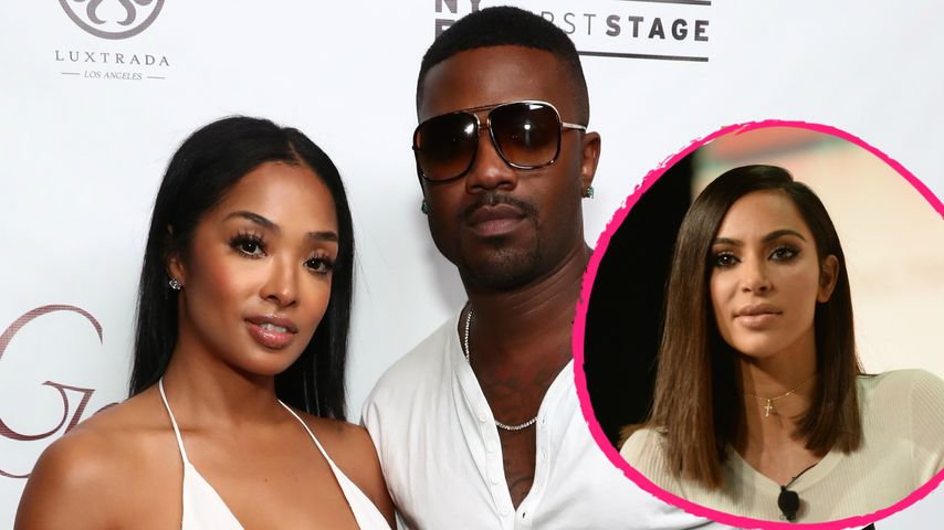 Kim Kardashians Sextape-Partner: Sänger Ray J wird Papa!