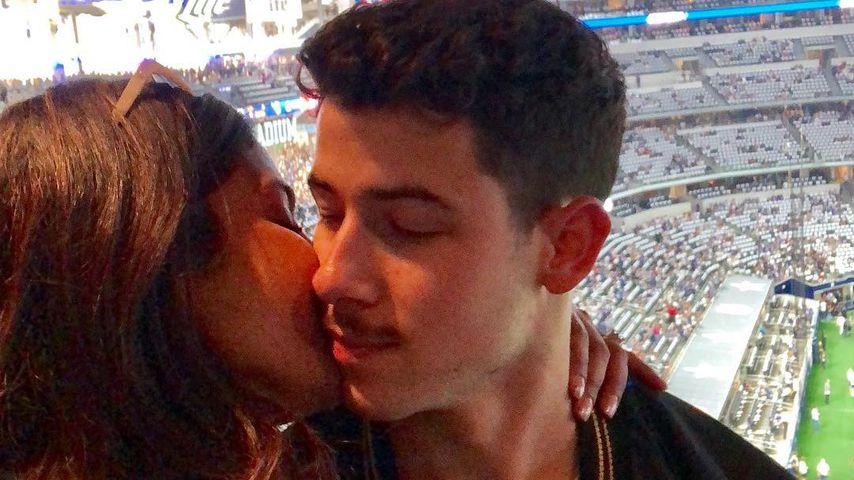Nick Jonas: Süßes Birthday-Pärchenpic von seiner Priyanka