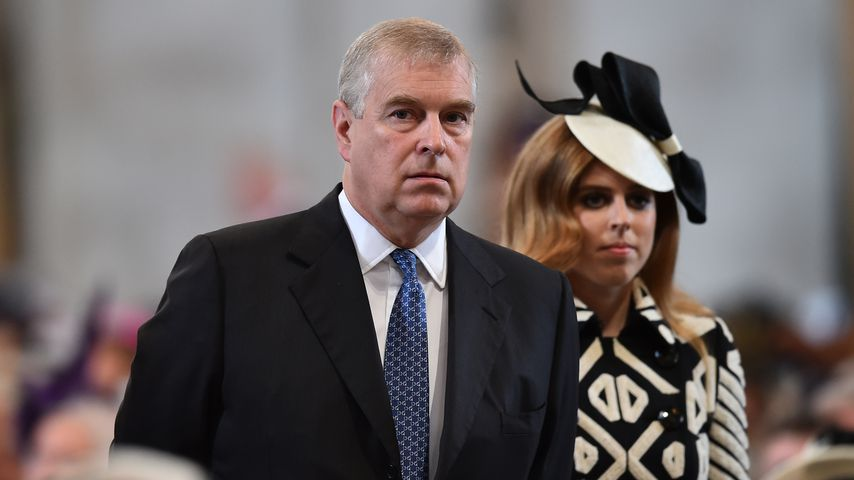 Wegen Andrews Skandal: Beatrices Hochzeitsdatum verschoben
