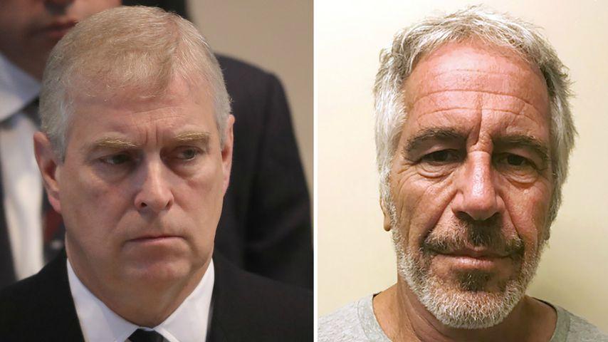 Verhalf Prinz Andrew Jeffrey Epstein zu milderer Haftstrafe?