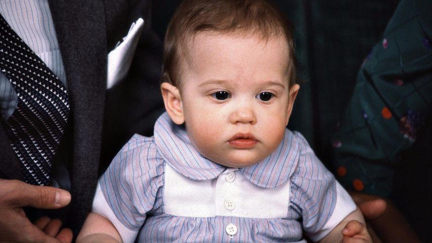 Bald selbst Papa: So süß war Prinz Carl Philip als Baby