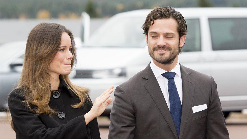 Verdächtige Hinweise: Ist Sofia von Schweden schwanger?