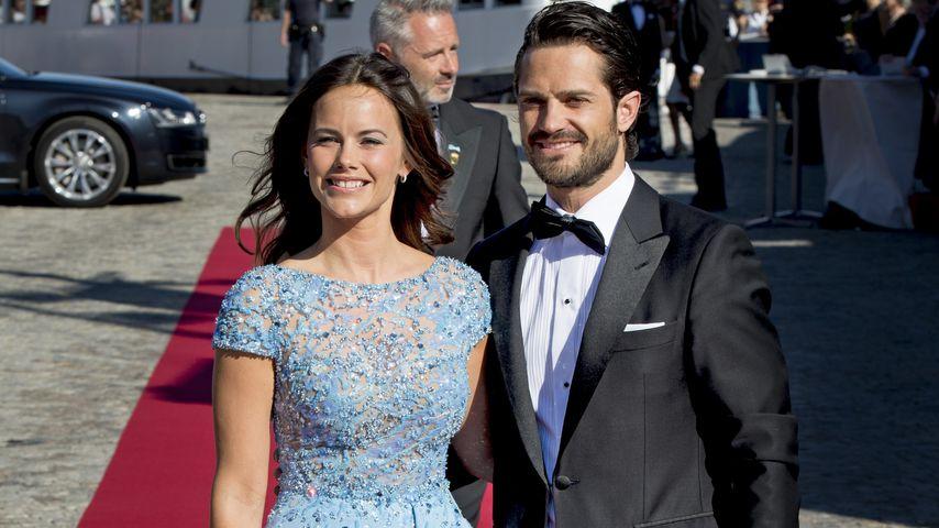 Prachtvoller Polterabend: So entzücken Sofia & Prinz Philip