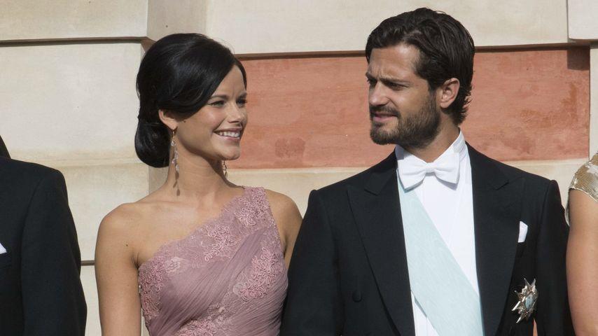 Carl Philip von Schweden & Sofia im süßen Liebes-Interview