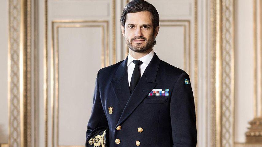 Neues Foto: Prinz Carl Philip von Schweden wird 42 Jahre alt