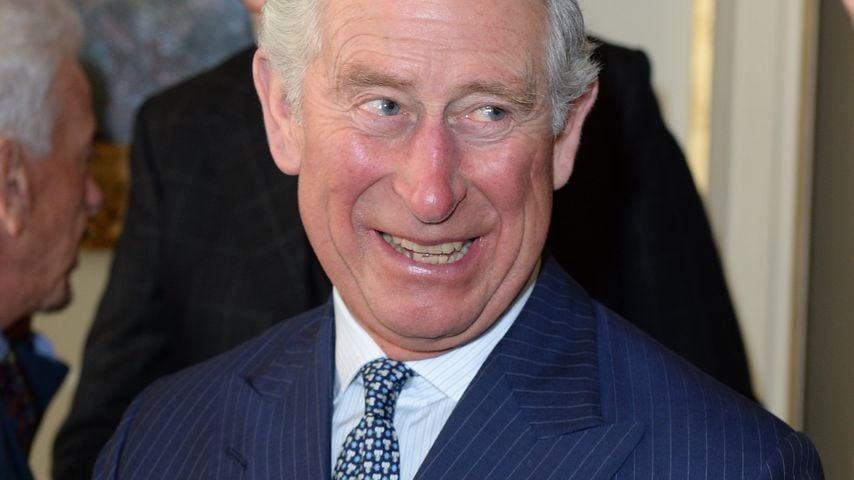 """Prinz Charles über Kates Tochter: """"Ich bin begeistert!"""""""