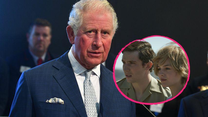 """""""Grausam und unfair"""": Prinz Charles sauer wegen """"The Crown""""?"""