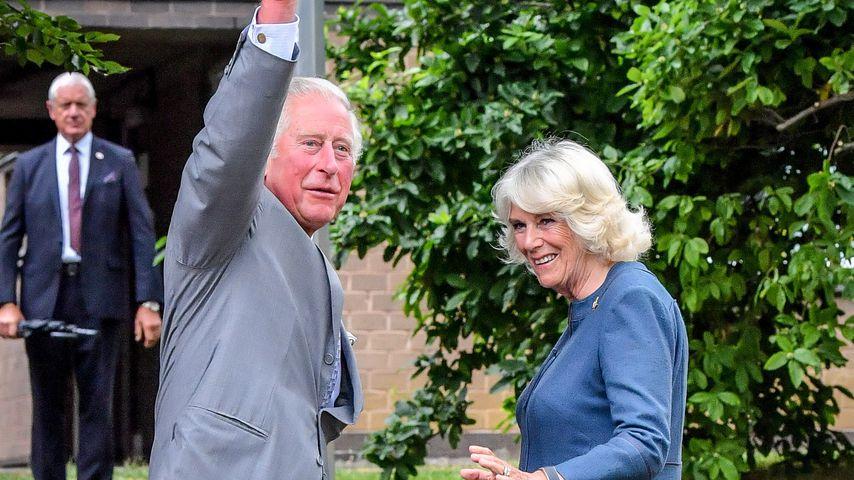 Prinz Charles und Herzogin Camilla im Juni 2020