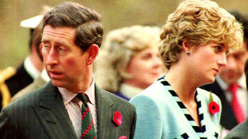 Neue Details: So schlimm war die Ehe von Charles & Diana!