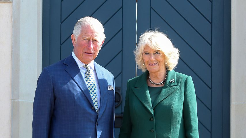 Glückwünsche zum 14. Hochzeitstag: Charles & Camilla danken!