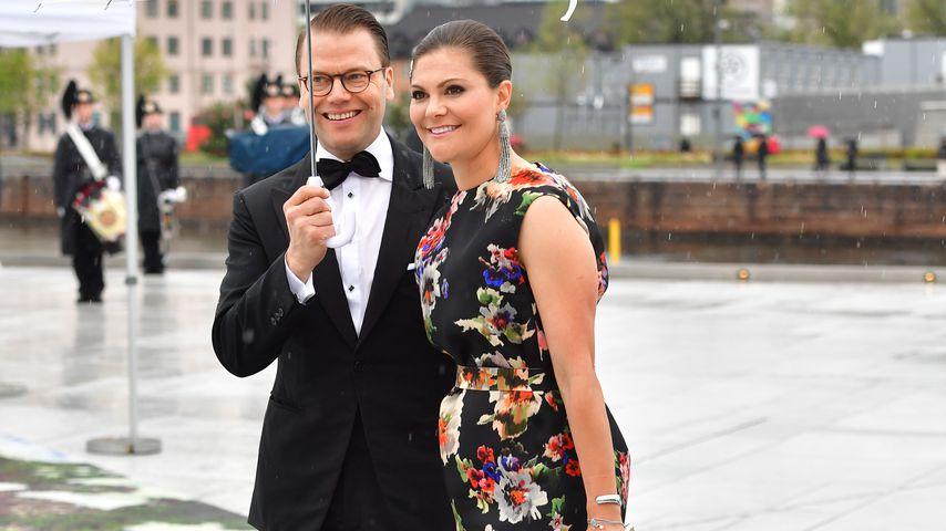 Kleine Wölbung: Ist Victoria von Schweden wieder schwanger?