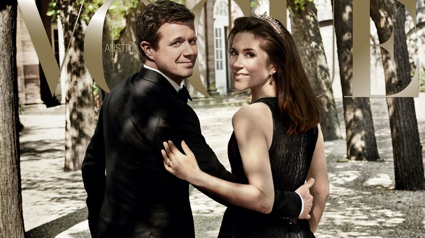 Royales Traumpaar: Prinz Frederik & Mary zieren Vogue-Cover