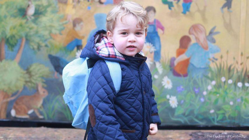 Sicherheitsmängel an Schule: Ist Prinz George in Gefahr?