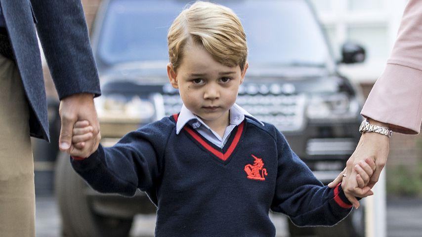 Prinz William verrät: Das ist Prinz Georges Lieblingsfilm