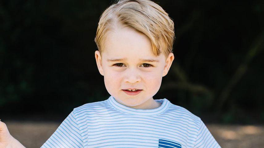 Prinz George – offizielles Bild zu seinem dritten Geburtstag