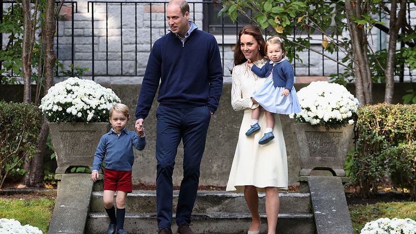 Herzogin Kate & Prinz William: Briten wetten auf Babynamen