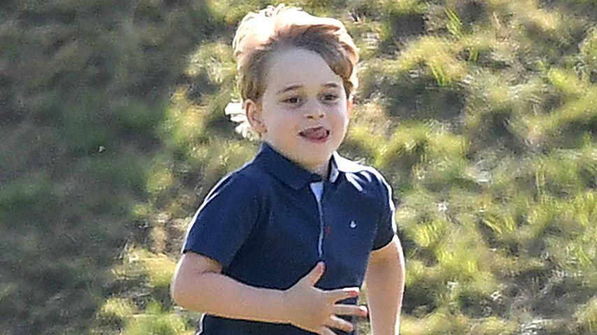 Was steckt dahinter? Prinz George nennt sich selbst Archie!