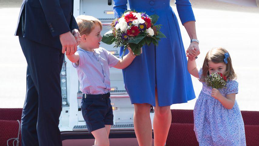 Harrys Hochzeit: Werden George & Charlotte Blumenkinder?