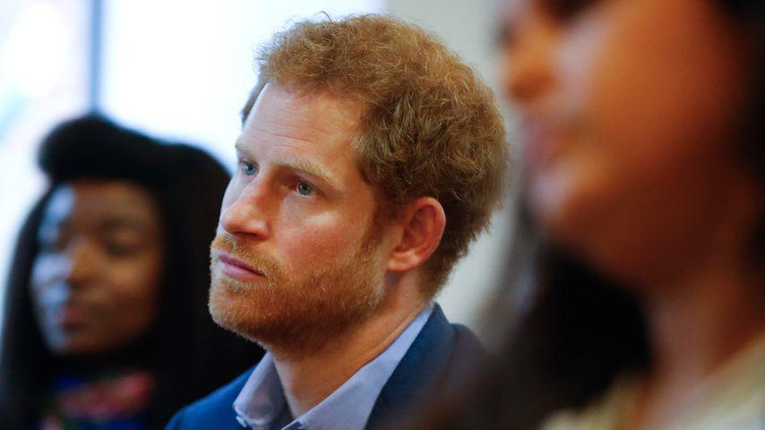 Prinz Harry redet über Moment, als er von Dianas Tod erfuhr