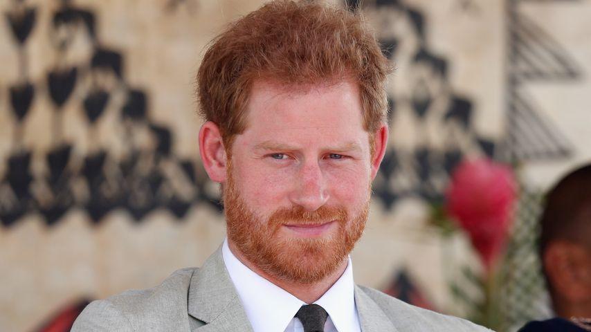 Prinz Harry im Jahr 2018