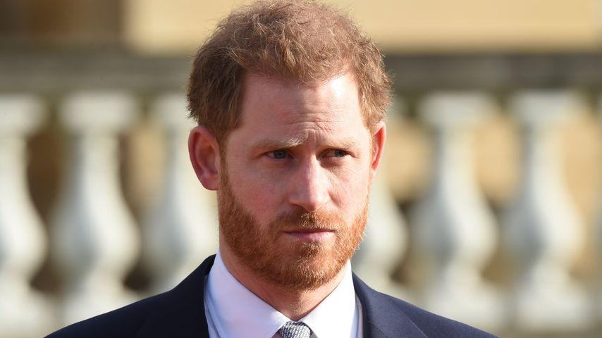 Erste Worte: Prinz Harry äußert sich endlich zum Rücktritt!