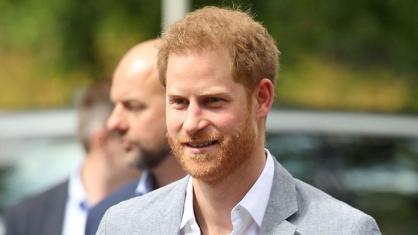 Paparazzi-Pics vom Haus: Prinz Harry erhält Entschuldigung