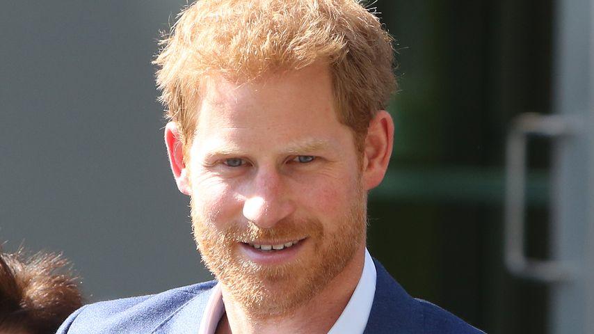 Prinz Harry in Toronto