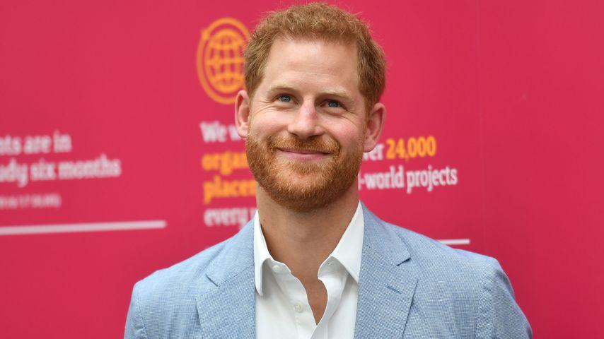 Prinz Harry wandelt auf den Spuren von Prinzession Diana