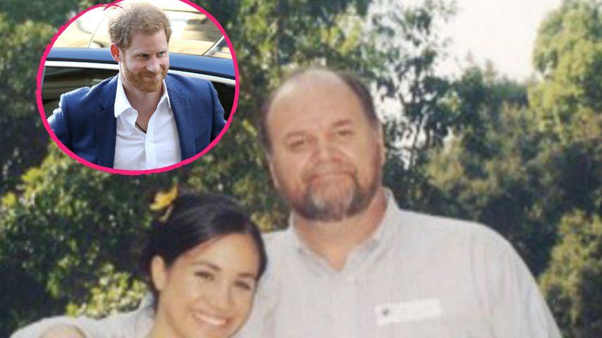 Skurril: Informierte sich Meghans Vater im Netz über Harry?