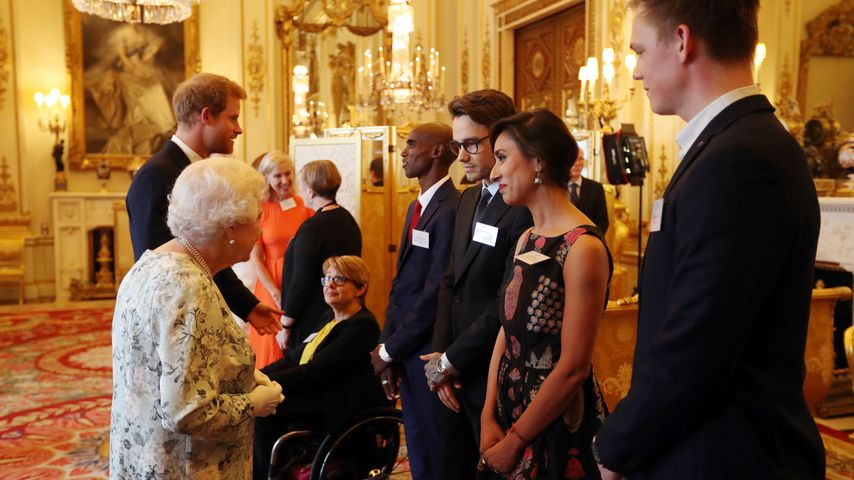 Pop meets Royal: Liam Payne voll begeistert von der Queen!