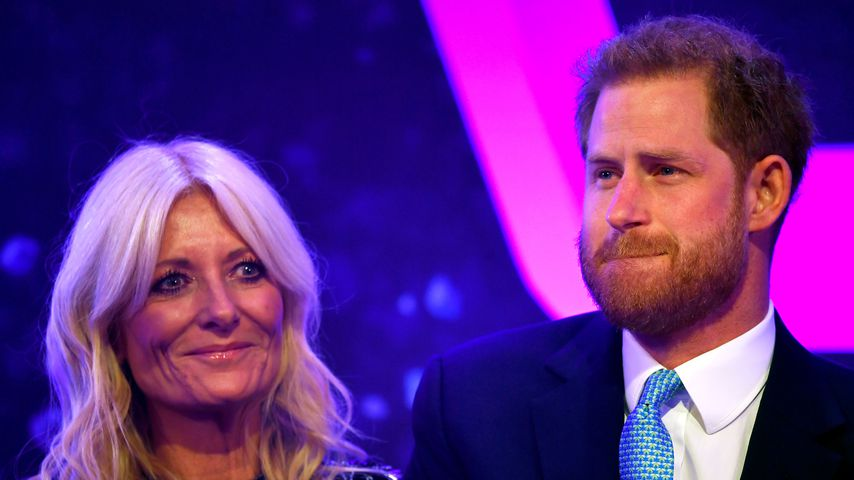 Prinz Harry bei den Well Child Awards 2019