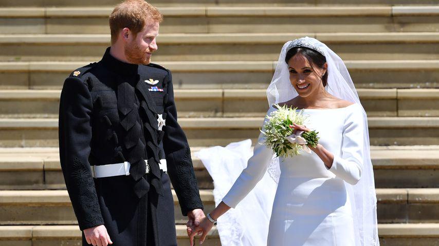 Harry & Meghan: DAS machte diese Hochzeit so besonders!