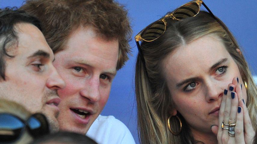 Prinz Harry und Cressida Bonas 2014
