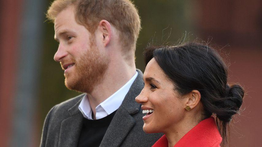 Harry und Meghan sind endlich Eltern: Alle Infos zum Baby!