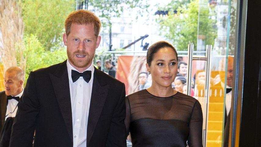 Fliegen-Gate: Bricht Harry mit Accessoire Royal-Etikette?