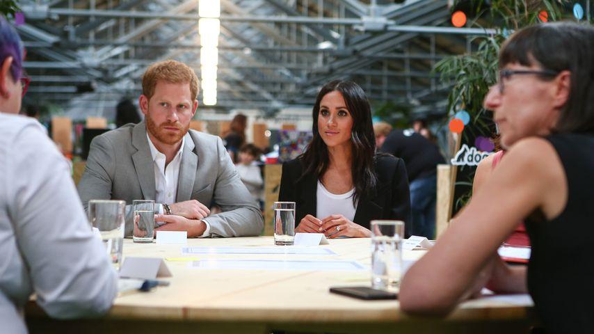 Prinz Harry und Herzogin Meghan in Dublin