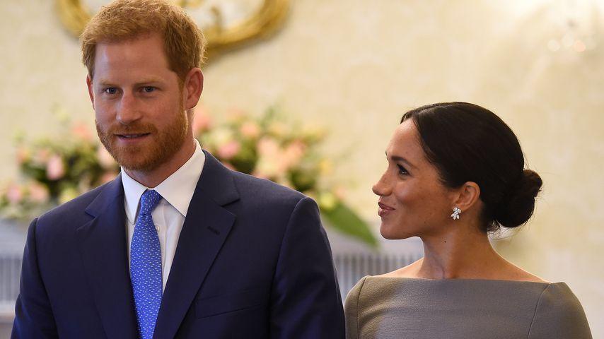 Prinz Harry und Herzogin Meghan bei einem Irlandbesuch 2018