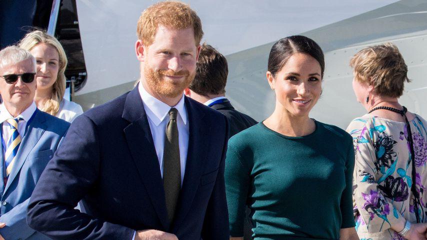 Prinz Harry und Herzogin Meghan im Dezember 2019