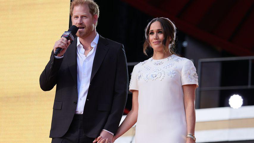 Prinz Harry und Herzogin Meghan, September 2021