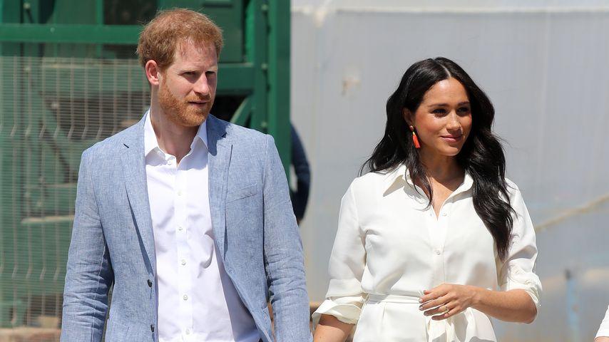 Harry & Meghan lassen Lilibet nicht in Großbritannien taufen