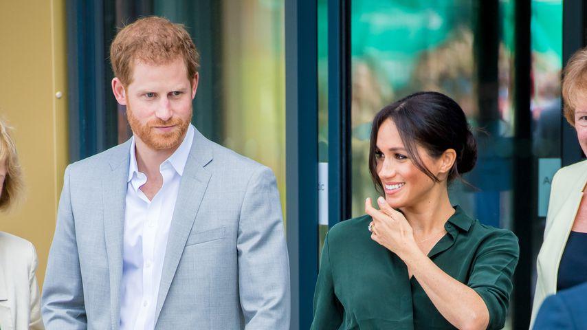 Dianas Medium sicher: Harry und Meghan lassen sich scheiden!