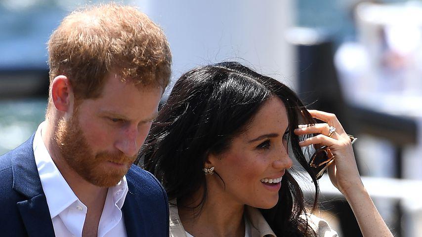 Royal-Baby: Harry & Meghan haben nicht alleiniges Sorgerecht