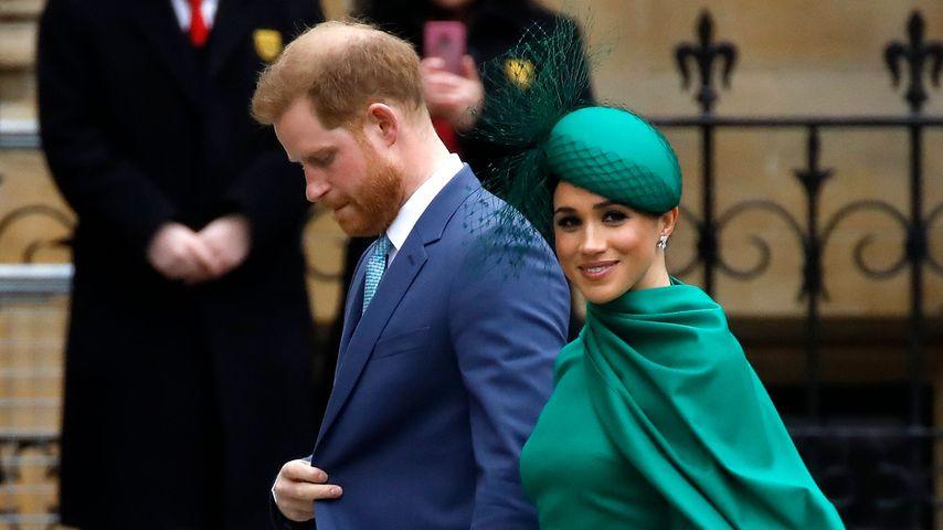 Meghan und die Royals: Erste Details aus dem Enthüllungsbuch
