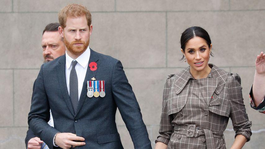 Prinz Harry und Herzogin Meghan, 2018