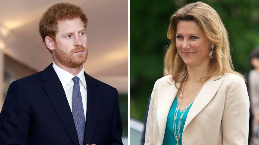Wie Harry: Prinzessin Märtha Louise wandert in die USA aus