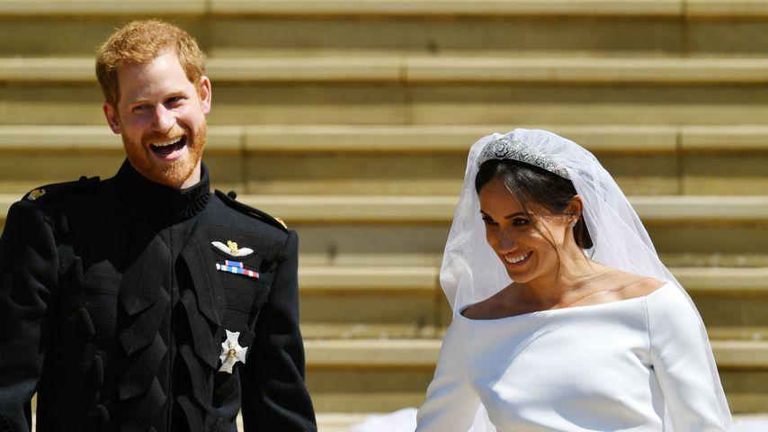 Ganz untraditionell: So kam Harry & Meghans Hochzeit an